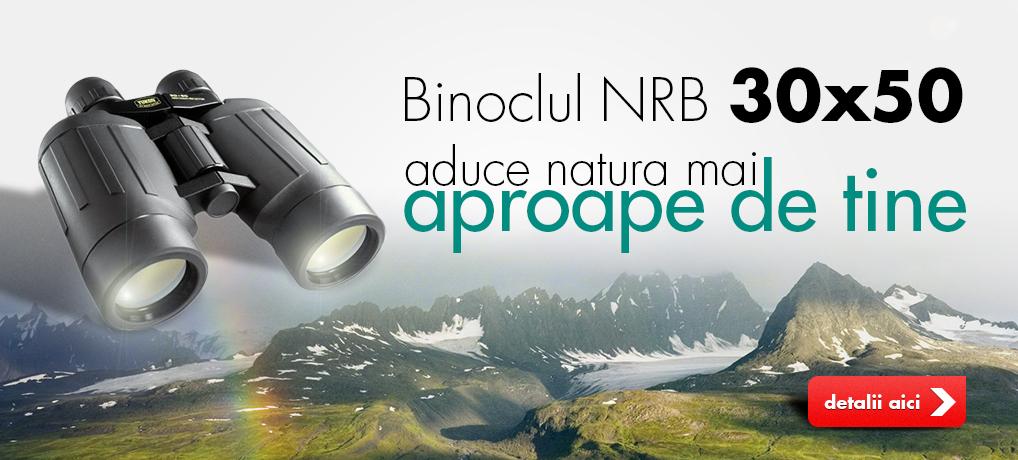 Binoclu Yukon NRB 30×50