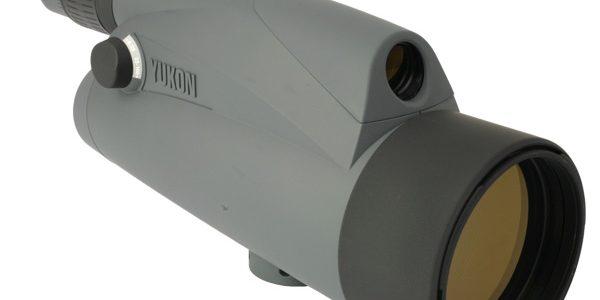 Luneta Yukon Silver 6-100×100 + Kit Trepied